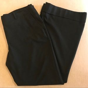 The Limited Charcoal Grey Dress Pants Size 12SHORT